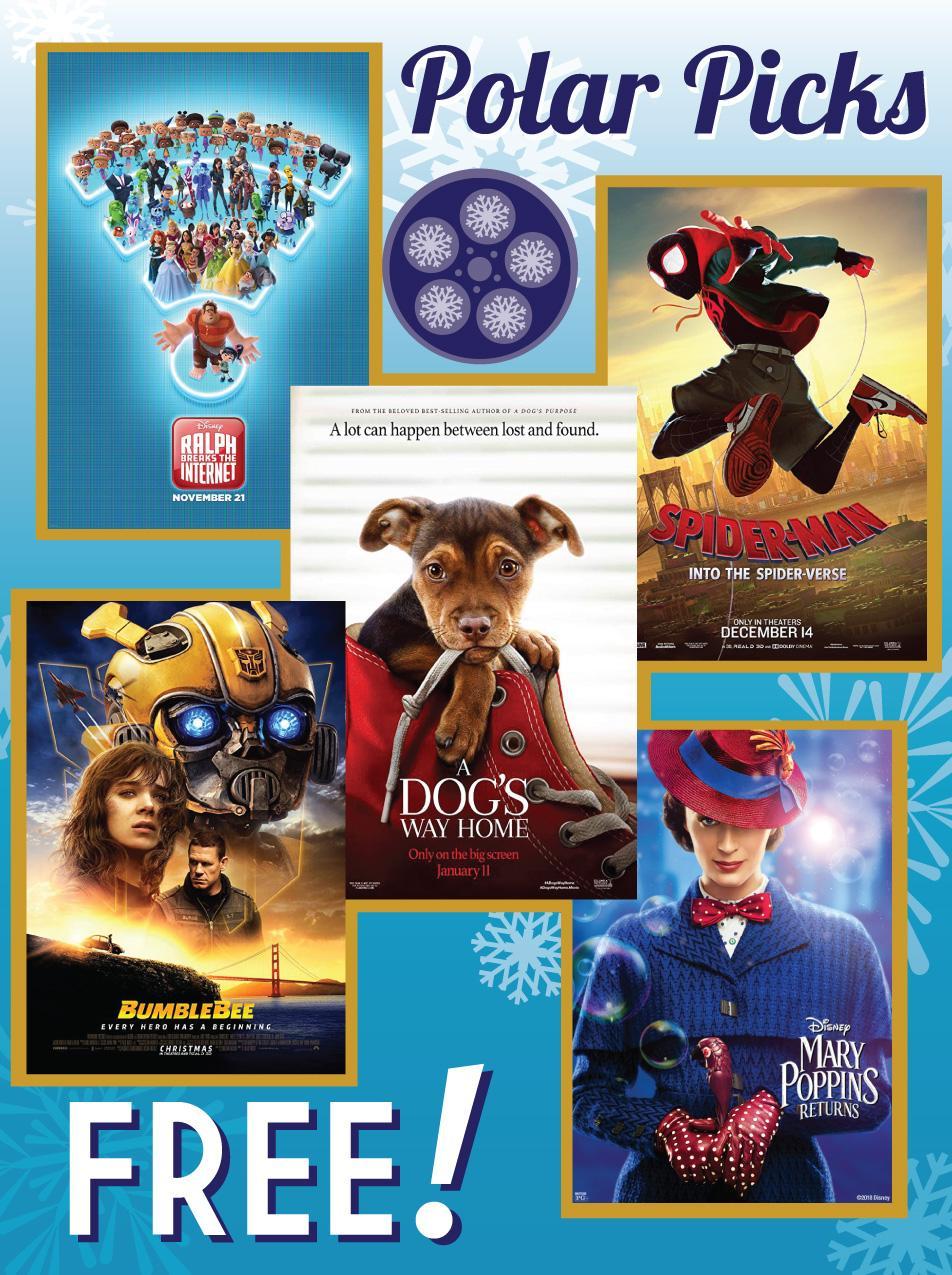 Polar Picks - FREE Movies